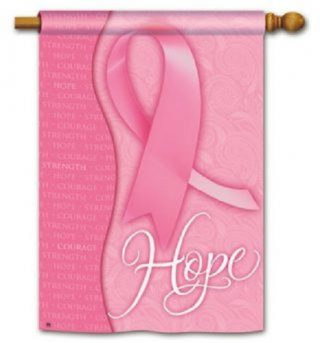 Hope House Flag   Inspirational Flags   Spring Flags   Summer Flags