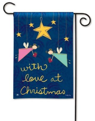 Angels Garden Flag | Christmas Flags | Flags | Decorative Garden Flags