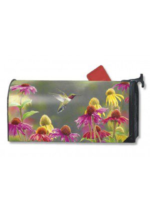 Hummingbird Heaven Mailbox Cover | Mailwraps | Garden House Flags