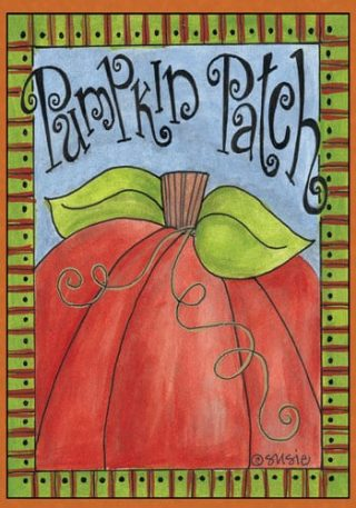 Pumpkin Patch Flag | Fall Flags | Halloween Flags | Yard Flags | Cool Flag