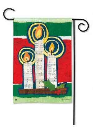 All Is Bright Garden Flag | Christmas Flags | Yard Flags | Garden Flags