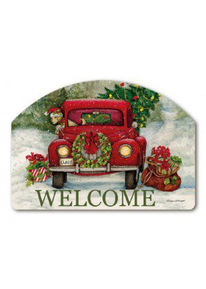 Bringing Home the Tree Yard Sign | Yard Signs | Address Plaques