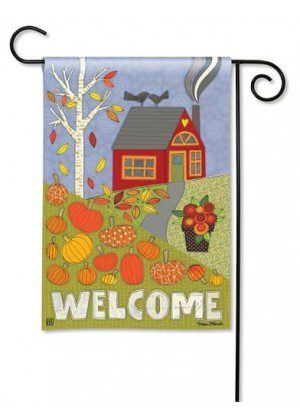 Pumpkin Patch Garden Flag | Thanksgiving Flags | Fall Flags | Yard Flags