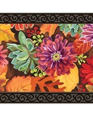 Autumn Jazz Doormat | Doormats | MatMates | Garden House Flags