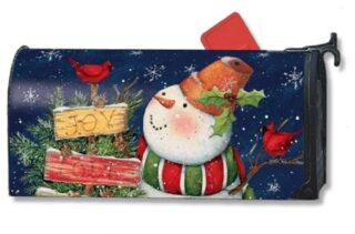 Signs of Christmas Mailbox Cover   Decorative Mailwraps   Mailbox Covers