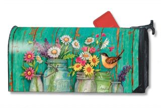 Just Picked Mailbox Cover | Decorative Mailwraps | Mailbox Covers