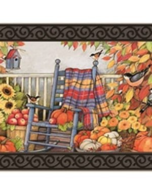 Autumn Porch Doormat | Doormats | MatMates | Garden House Flags