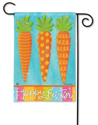 Bunny Delight Garden Flag   Easter Flags   Holiday Flags   Cool Flags