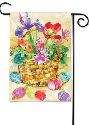 Easter Beauty Garden Flag | Easter Flags | Holiday Flags | Cool Flags
