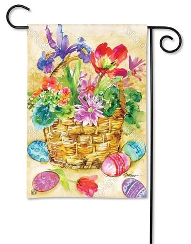 Easter Beauty Garden Flag | Easter Flag | Garden Flag | Flag | Garden House Flags
