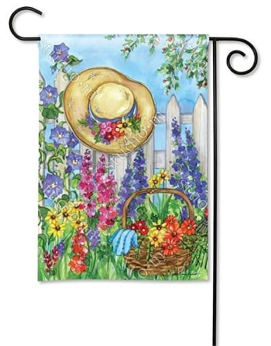 Springtime Beauty Garden Flag