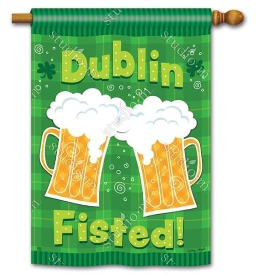Dublin Fisted House Flag