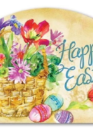 Easter Beauty Yard Sign | Decorative Yard Signs | Garden House Flags