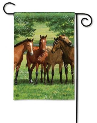 Grazing Time Garden Flag | Animal Flag | Garden Flags | Cool Flags