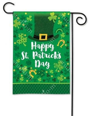 Everything Irish Garden Flag | St. Patrick's Day Flags | Holiday Flags | Flag