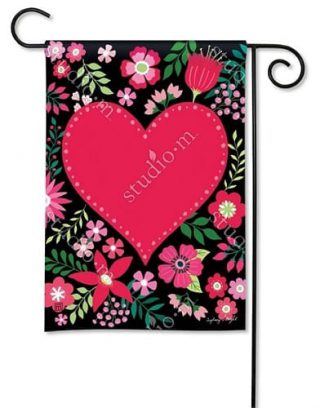 Love Everywhere Garden Flag | Valentine's Day Flags | Yard Flags