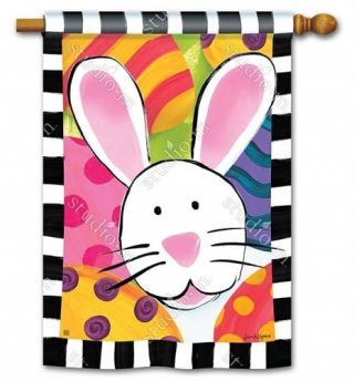 Time to Hide the Eggs House Flag | Easter Flags | Yard Flags | Cool Flags