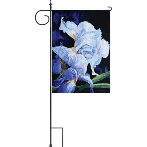 3 Piece Deluxe House Flag Stand