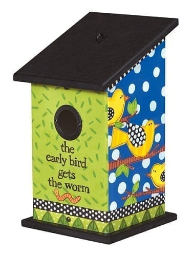 Early Birds Birdhouse