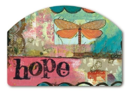 Hope Always Yard Sign | Decorative Yard Signs | Garden House Flags