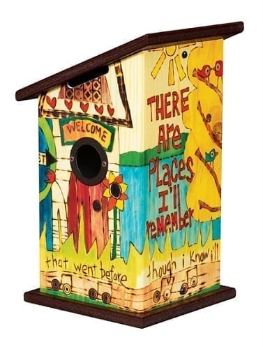 In My Life Birdhouse
