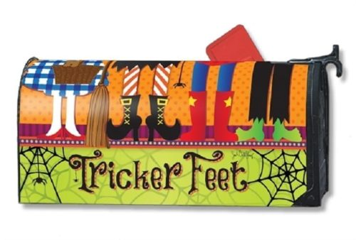 Tricker Feet Mailwraps Mailbox Cover