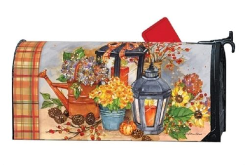 Autumn Lights Mailwraps Mailbox Cover
