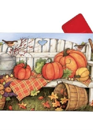 Loving Fall Mailbox Cover | Decorative Mailwraps | Mailbox Covers