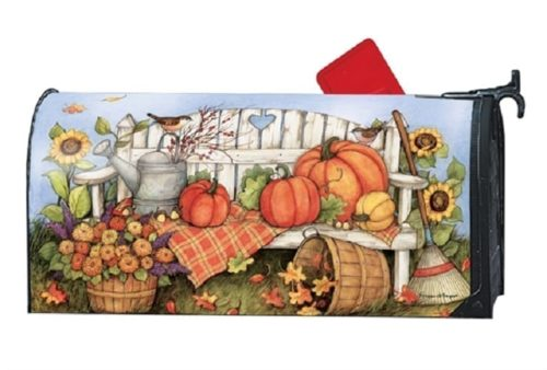 Loving Fall Mailwraps Mailbox Cover