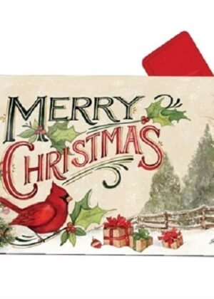Decorate the Tree Mailbox Cover | Mailwraps | Christmas Mailbox Covers