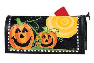 Halloween is Here Mailbox Cover | Decorative Mailwraps | Mailbox Covers