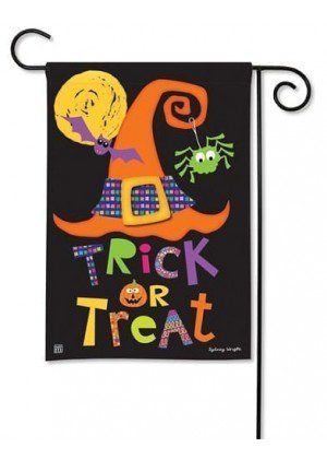 Witches Halloween Garden Flag | Halloween Flags | Holiday Flags | Flags