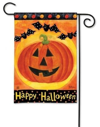 Jack and Friends Garden Flag | Halloween Flag | Holiday Flag | Yard Flags