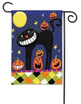 Halloween Smiles Garden Flag | Halloween Flag | Holiday Flag | Cool Flag