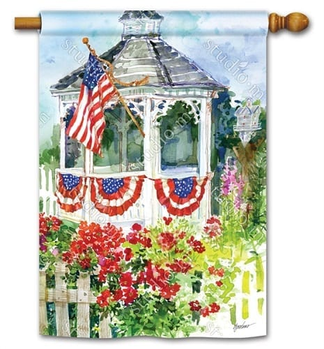 All-American Flag | House Flags | Decorative Flags | Garden House Flags