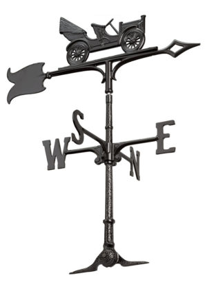 "30"" Antique Auto Accent Weathervane 