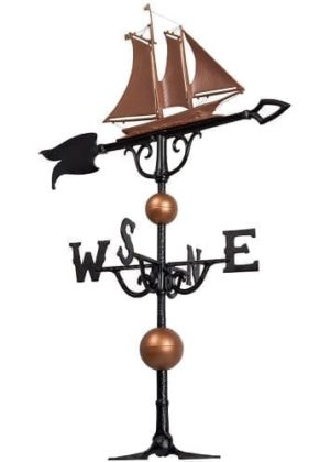 "46"" Yacht Weathervane 