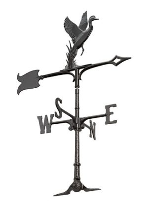 "30"" Duck Accent Weathervane 