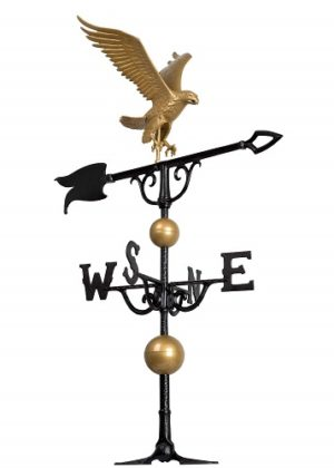"46"" Eagle Weathervane 