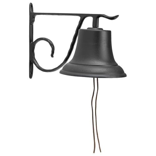 Large Country Bell Aluminum