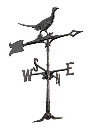 "30"" Pheasant Accent Weathervane 
