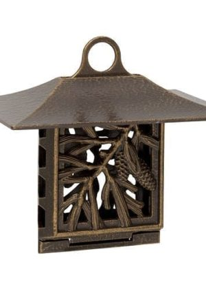 Pinecone Suet Feeder | Bird Feeder | Garden Decor | Garden House Flags