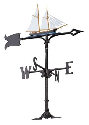 "30"" Schooner Weathervane 