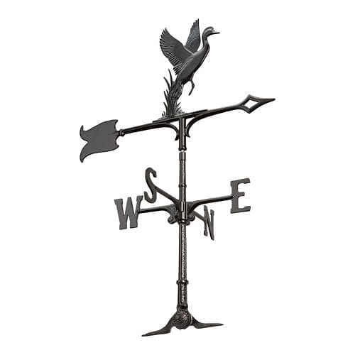 30 Inch Duck Accent Weathervane