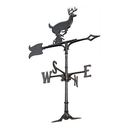 30 Inch Buck Accent Weathervane
