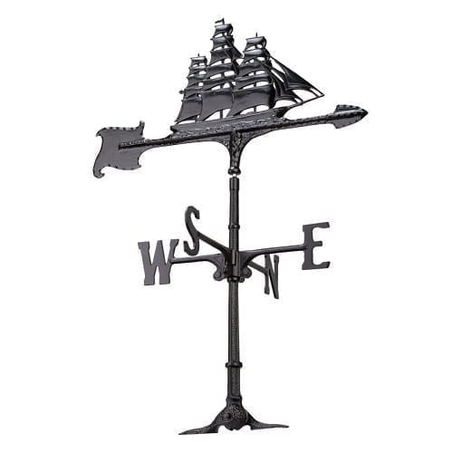 "30"" Clipper Accent Weathervane 