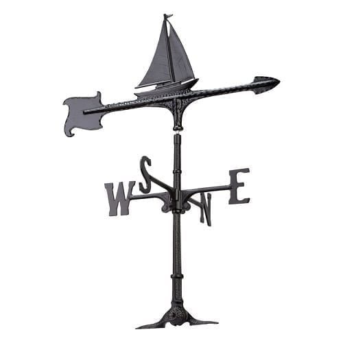 "30"" Sailboat Accent Weathervane 