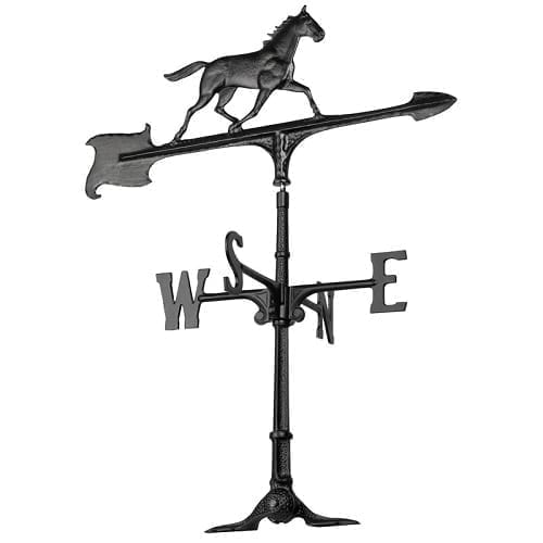 "30"" Horse Accent Weathervane 