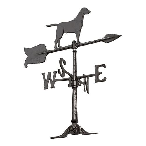 24 Inch Retriever Accent Weathervane