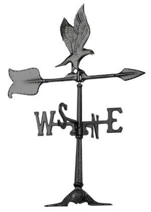 "24"" Eagle Accent Weathervane 